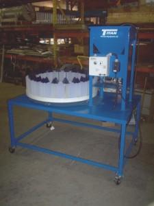 Rotary Sample Splitter