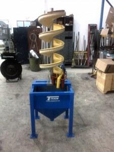 Spiral Test Stand