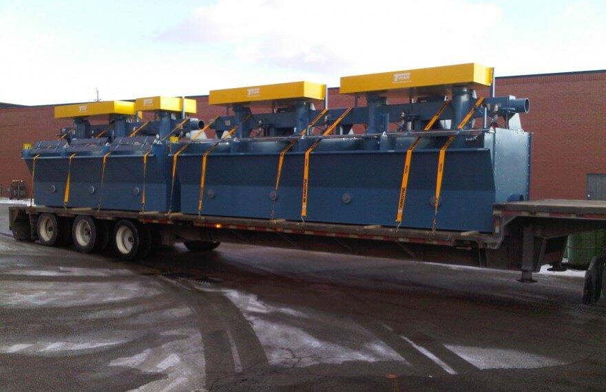 copper flotation circuit titan process equipment ltd